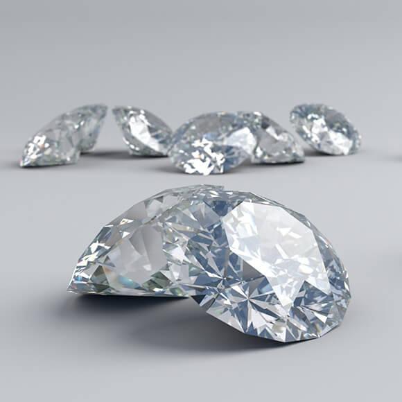 Dijamanti - Nastanak, formiranje i svojstva