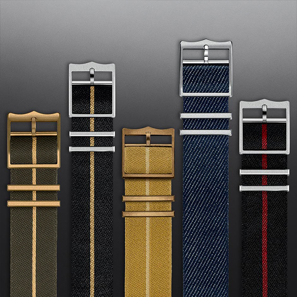 Tudor: The fabric strap