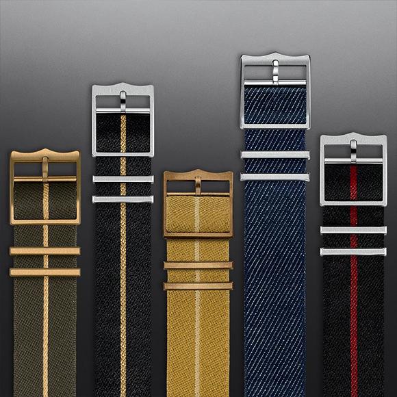 Tudor: The fabric strap
