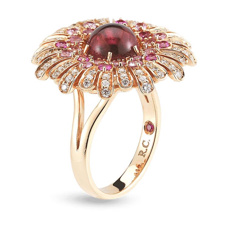 Roberto Coin Art Nouveau prsten