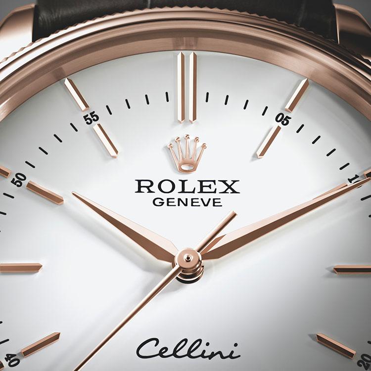 Everlasting elegance – Rolex Cellini Time