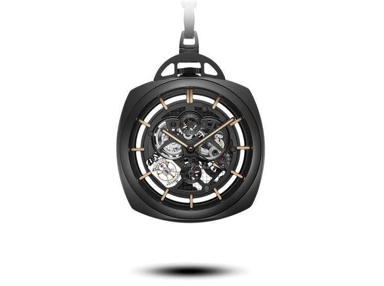 Officine Panerai Pocket watch
