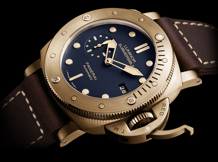 SIHH-Geneve: Officine Panerai new Submersible collection