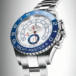 Baselworld 2017: Rolex Oyster Perpetual Yacht-Master II