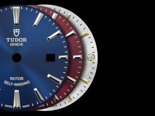 Tudor Style dials