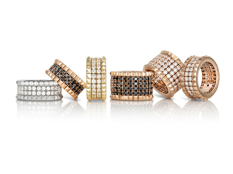 Roberto Coin Rock and Diamonds Collection