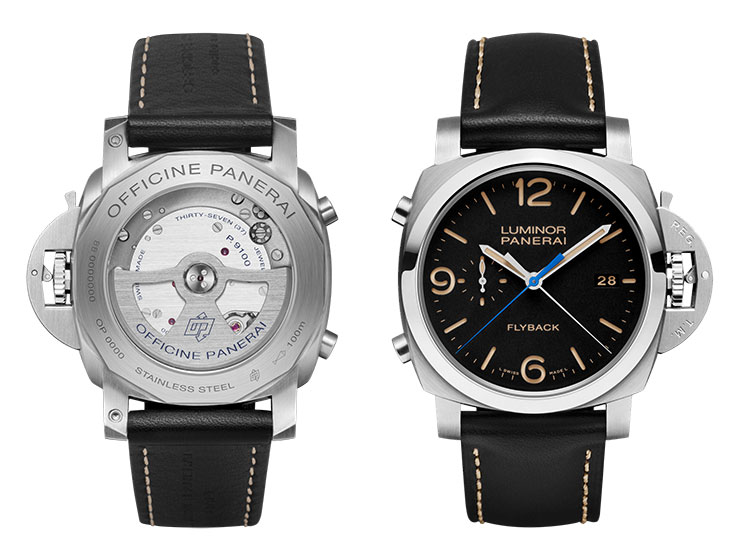 Officine Panerai Luminor 1950 3 Days Chrono Flyback