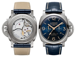 Officine Panerai Luminor 1950 Equation of Time 8 Days GMT