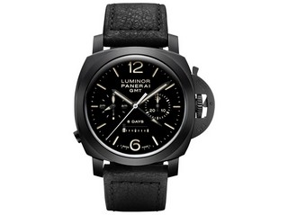 Officine Panerai Luminor 1950 Chrono Monopulsante 8 Days GMT Ceramica