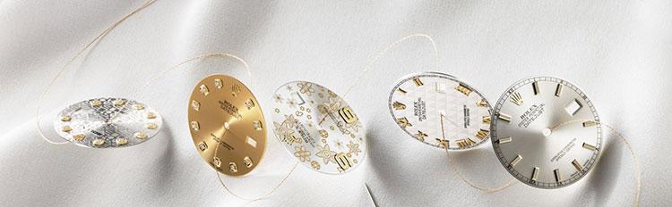 Rolex brojčanici