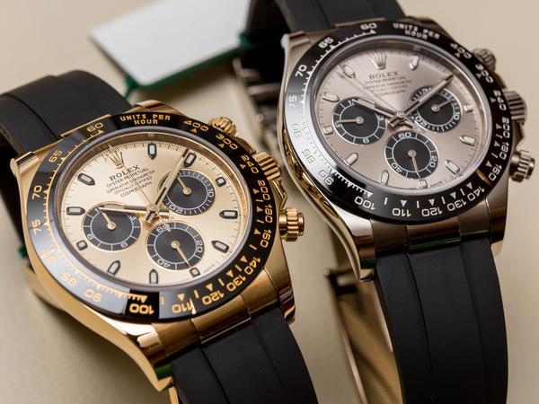 "Rolex Oyster Perpetual Cosmograph Daytona ""Oysterflex"""