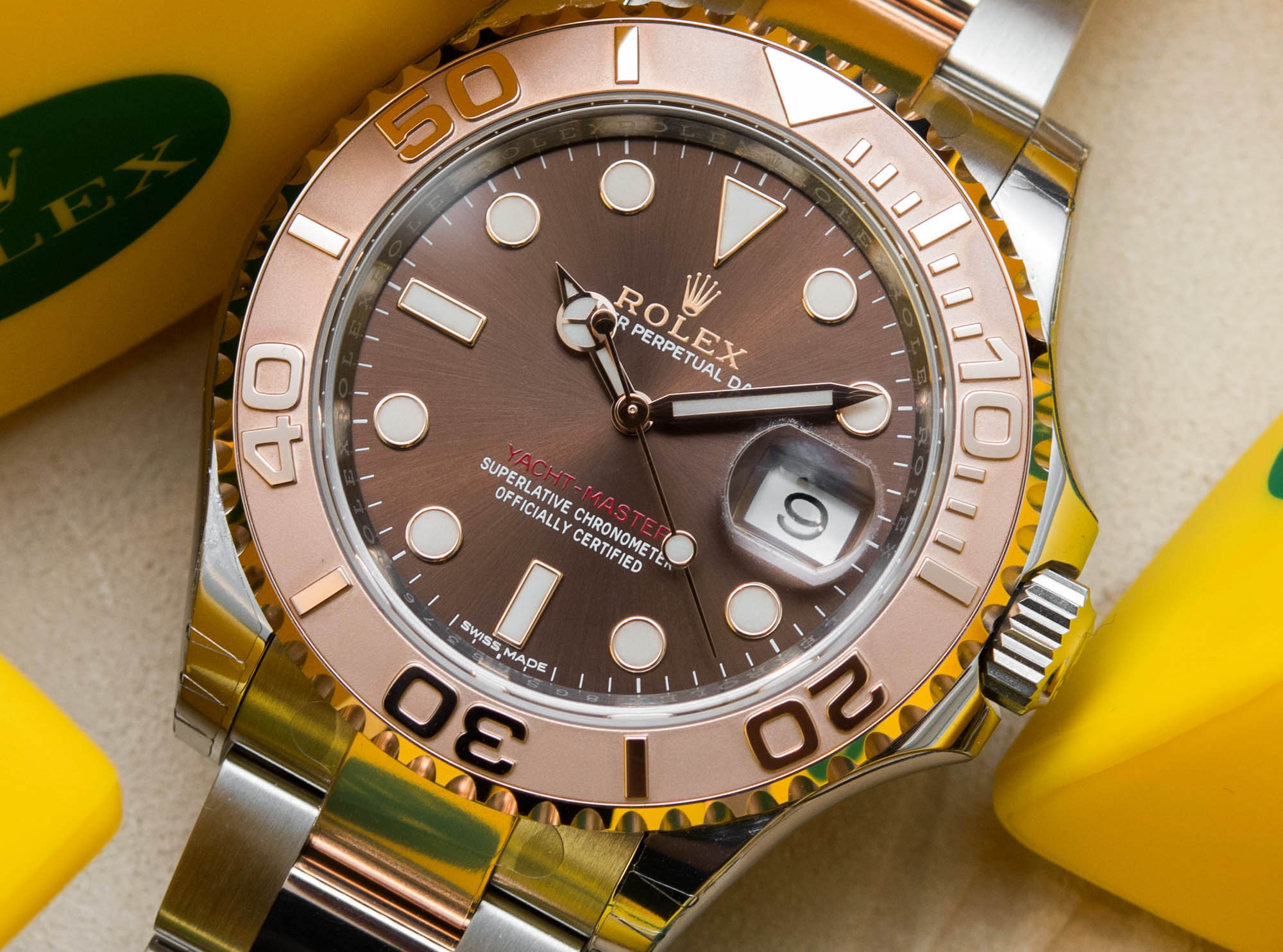 Rolex Yacht-Master 40 <br> Reference 116621