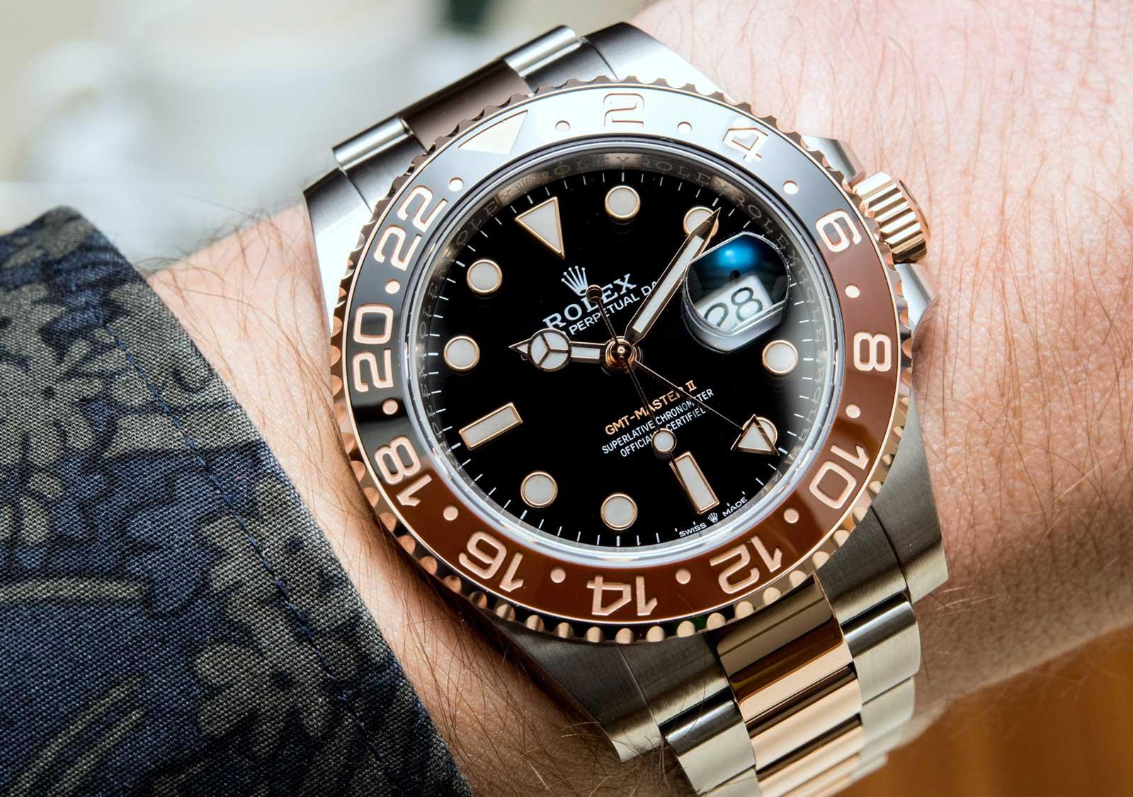 Rolex GMT-Master II 126711CHNR & 126715CHNR