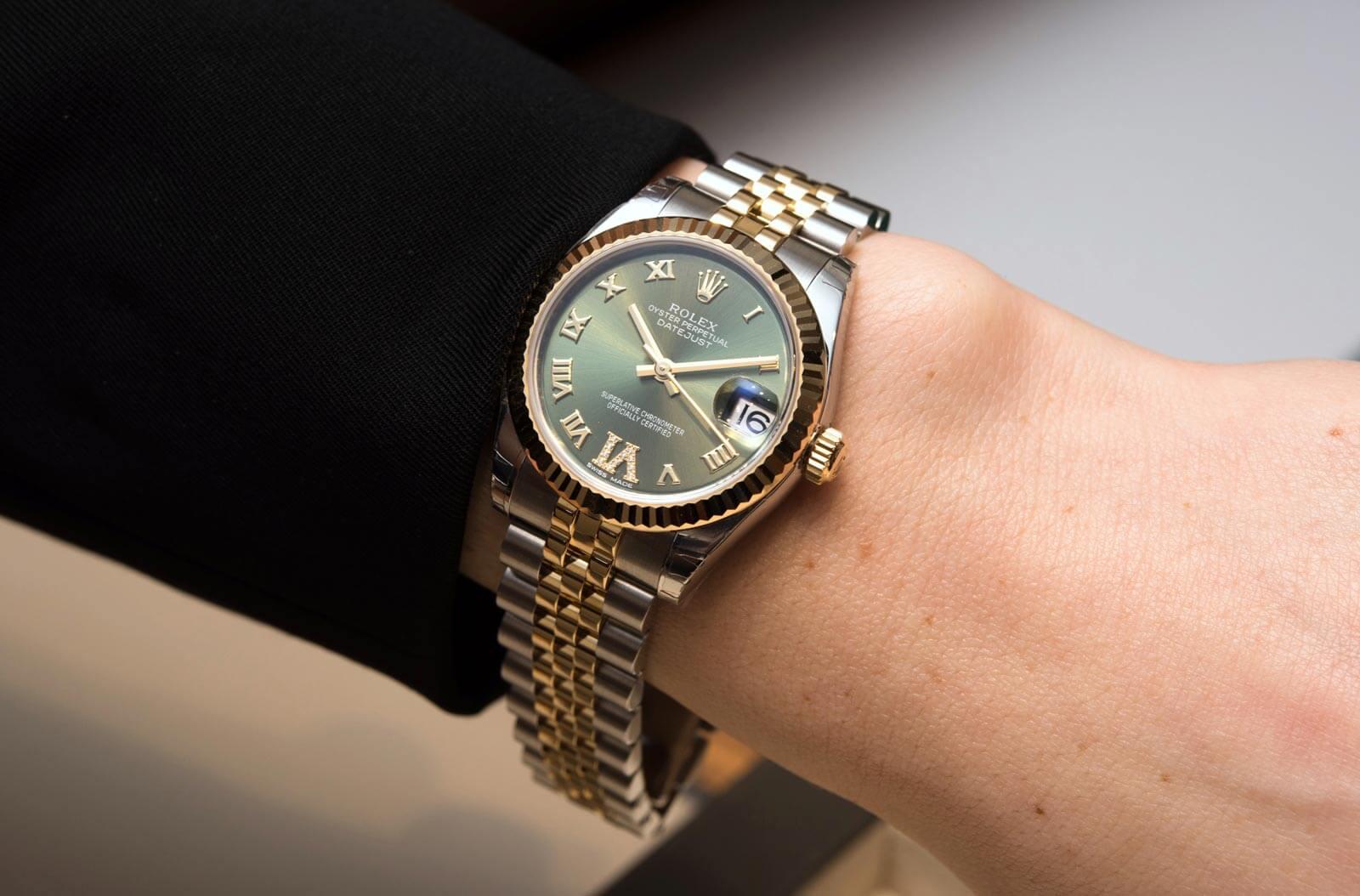 Rolex Datejust Women Selection News Rolex Timepieces