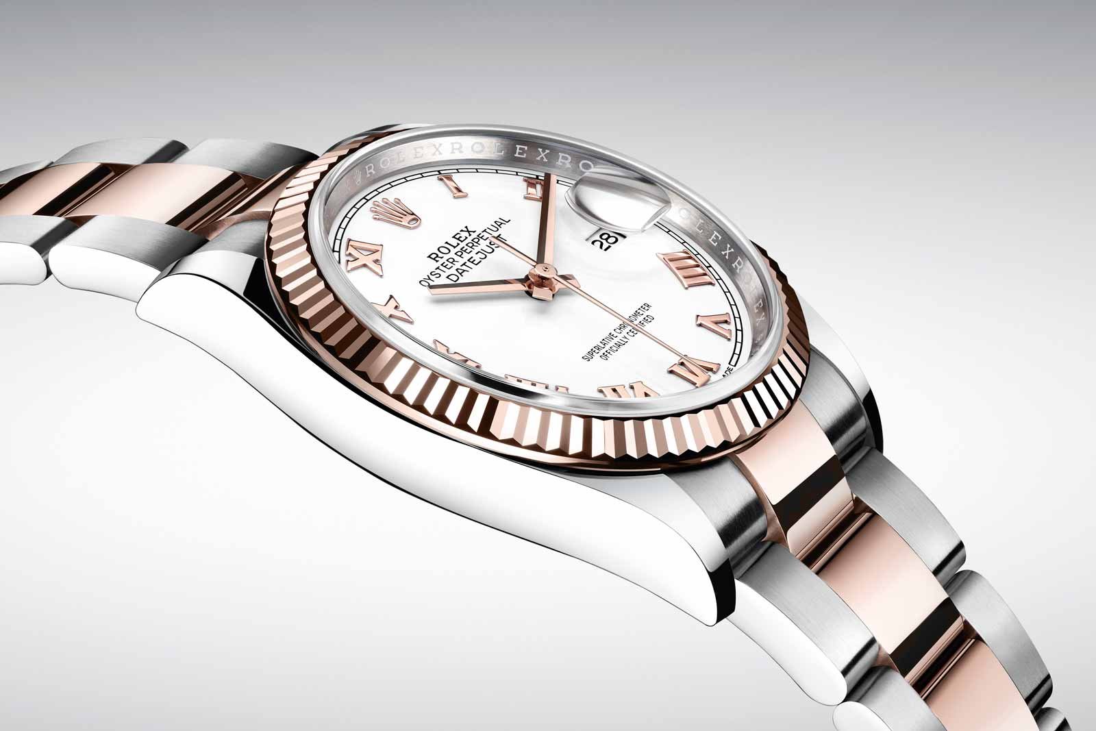 Baselworld 2018: Rolex Datejust 36