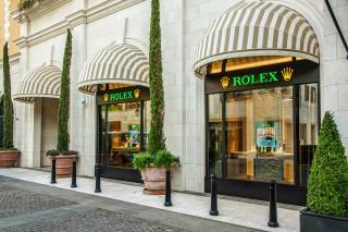 Rolex butik Porto Montenegro