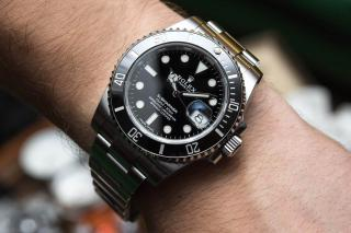 Rolex Oyster Perpetual Submariner - Ref. 116610LN