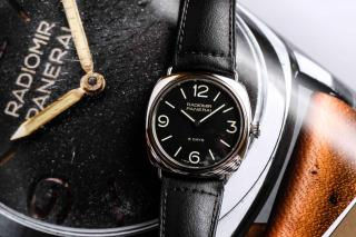 Panerai Radiomir Black Seal 8 Days - PAM00610