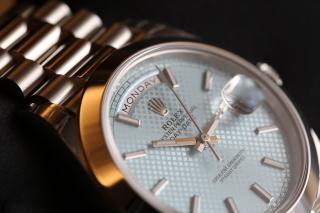 Rolex Day-Date istorija