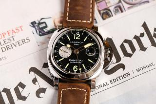 Panerai Luminor GMT Automatic Acciaio - PAM01088