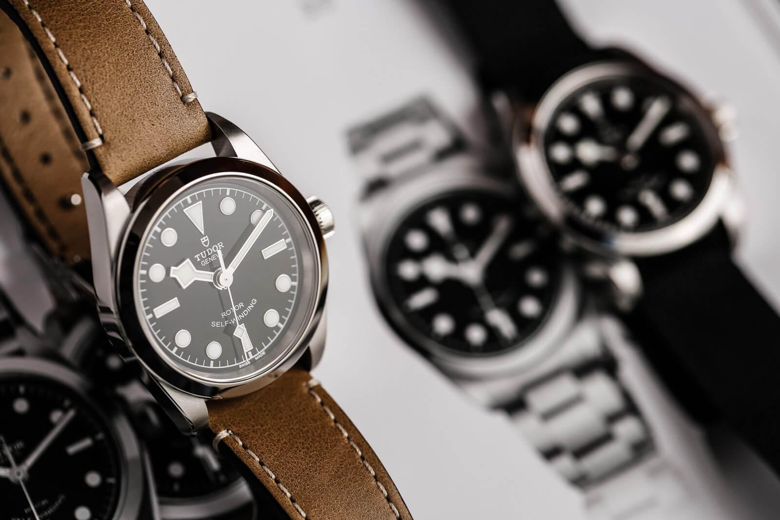 the latest 4aae4 7feb3 36 mm Steel Case Steel bracelet - 79500 - Tudor heritage ...