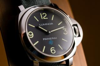 Panerai Luminor Base Logo 3 Days Acciaio - PAM00774