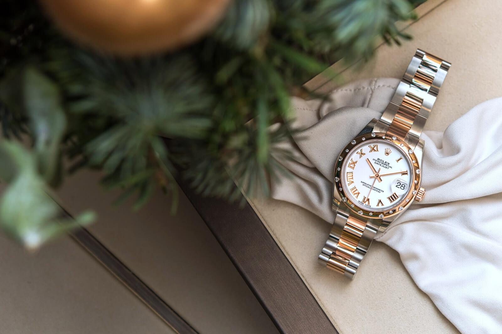 Rolex Datejust 31 – Ref. 178341