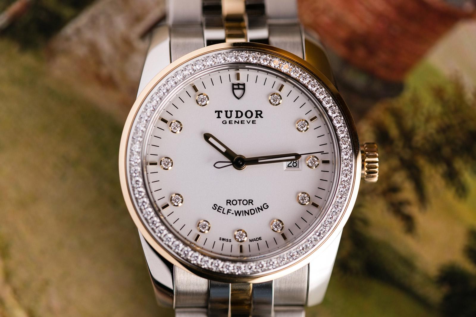 Tudor Glamour Date – Ref. M55023