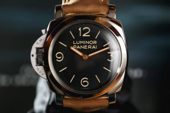 Panerai Luminor Left-handed 47mm – PAM00557