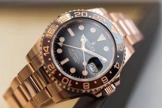 Rolex GMT-Master II – Ref. 126715CHNR