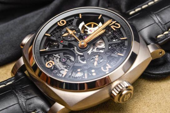 Panerai Radiomir Minute Repeater Tourbillon GMT 49mm - PAM00600