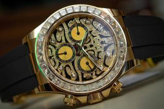 New Rolex Cosmograph Daytona – Ref. 116588TBR