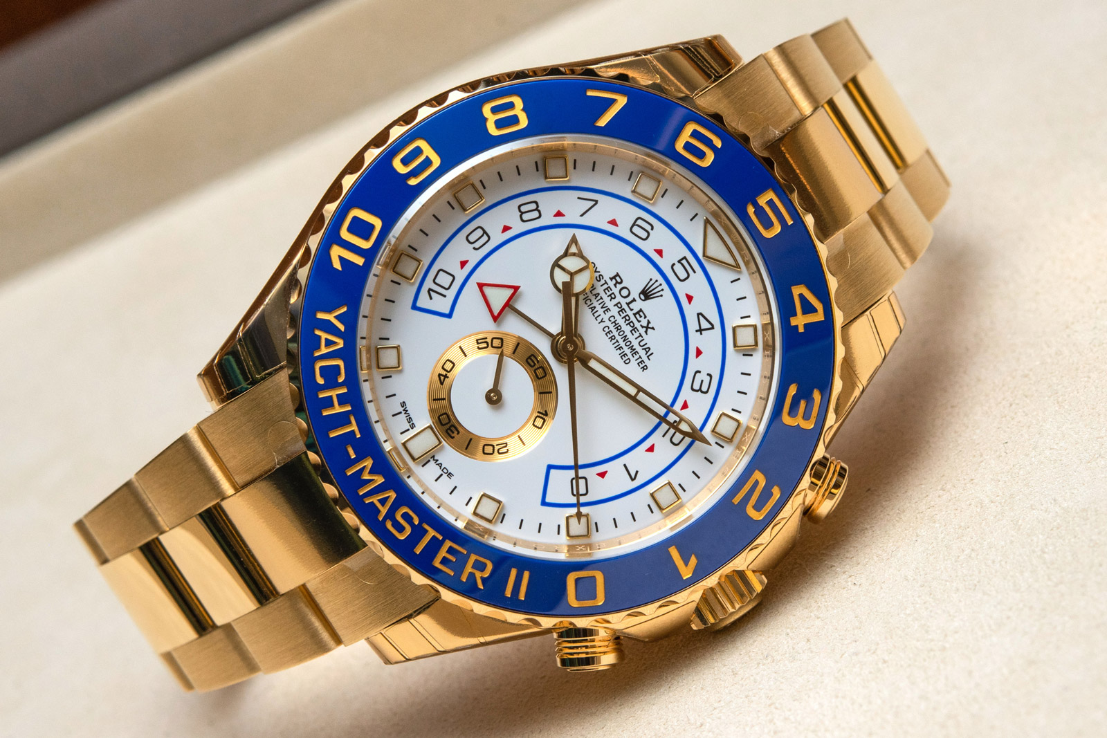 Rolex Yacht-Master II <br> Referencia 116688