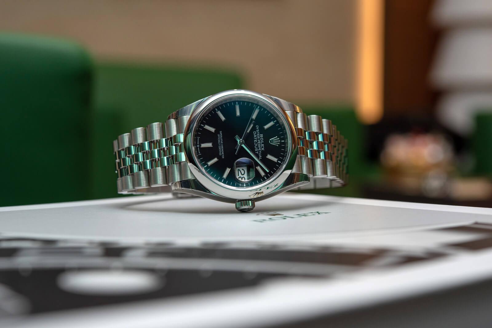 Rolex Datejust 36 - Ref. 126200