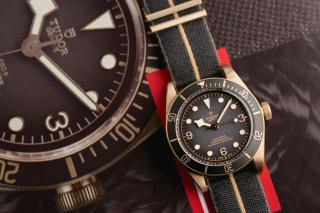 Tudor Black Bay Bronze 2019