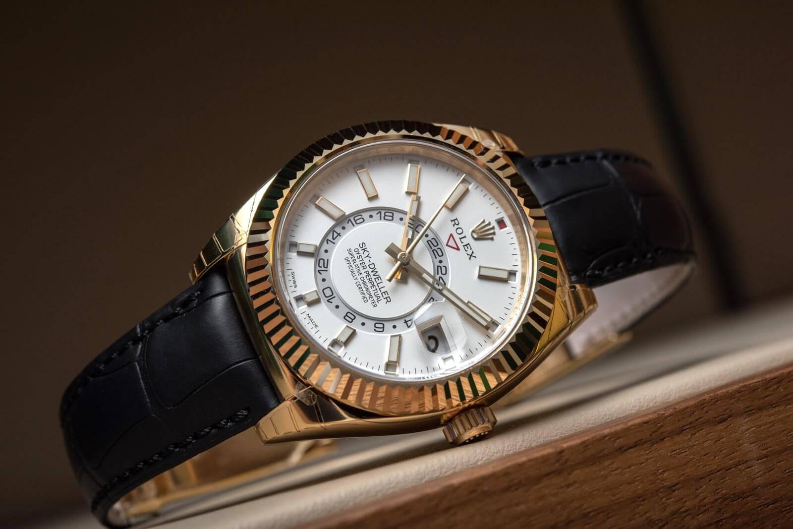 Rolex Sky-Dweller <br> Referenca 326138