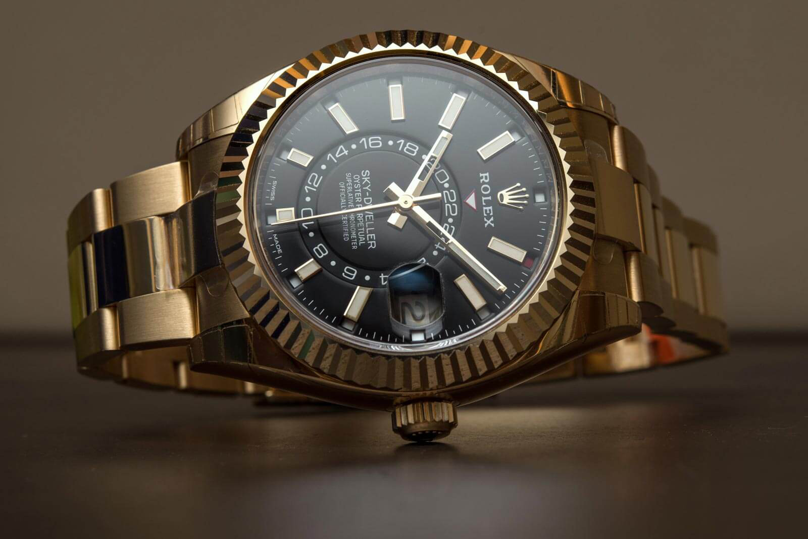 Rolex Sky-Dweller <br> Referenca 326938