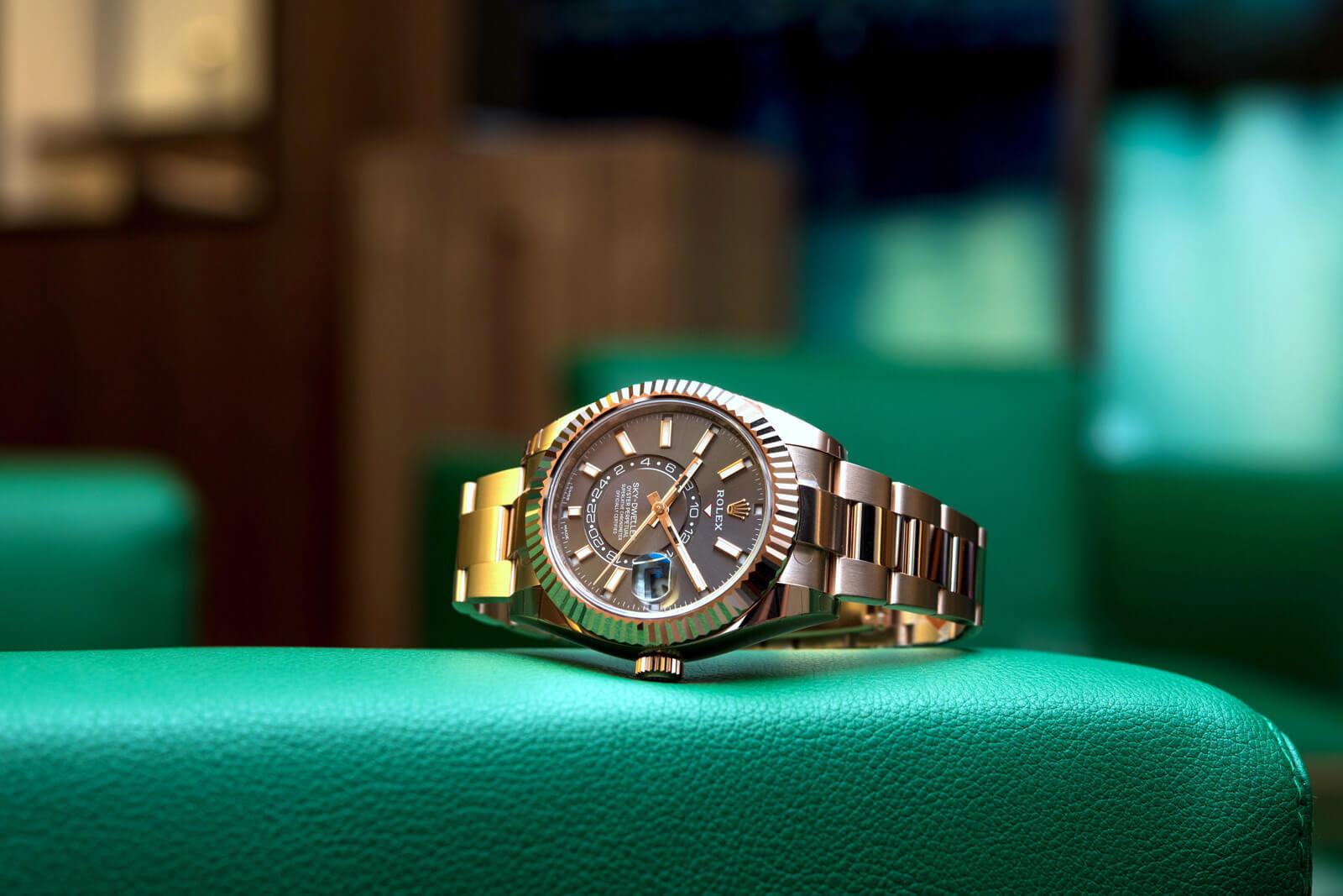 Rolex Sky-Dweller <br> Referenca 326935