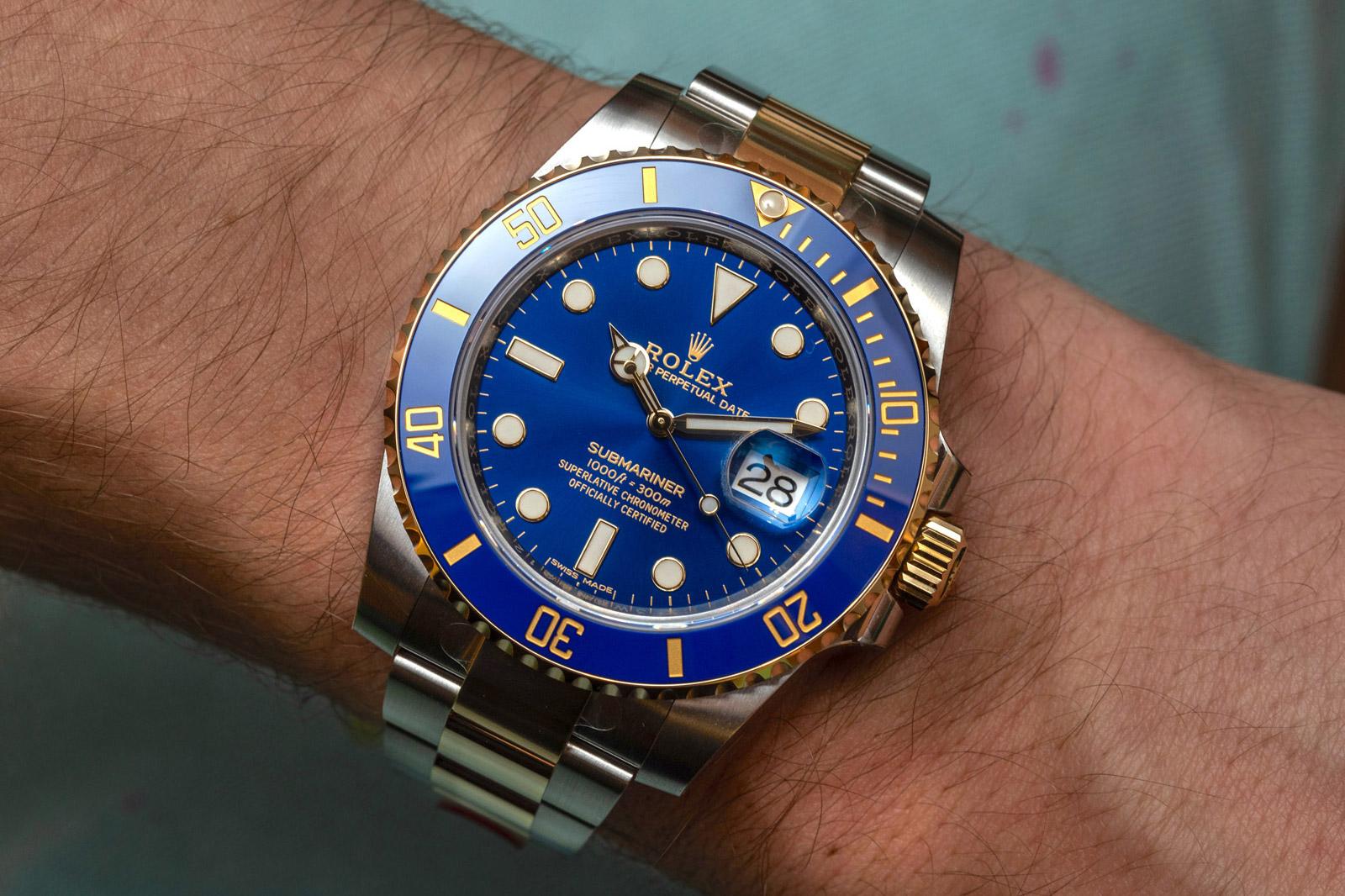 Rolex Submariner Date <br> Referenca 116613LB
