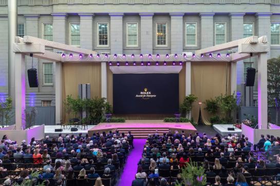 Rolex Awards for Enterprise programme