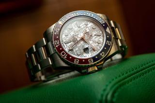 Rolex GMT-Master II - Ref. 126719BLRO sa meteorit brojčanikom