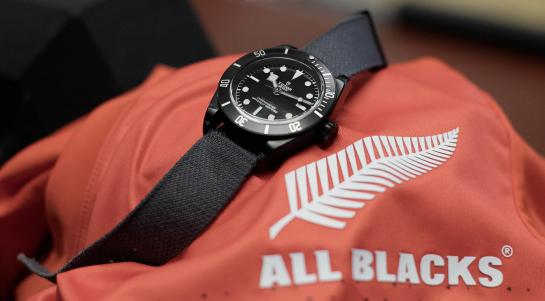 Tudor #BornToDare - All Blacks