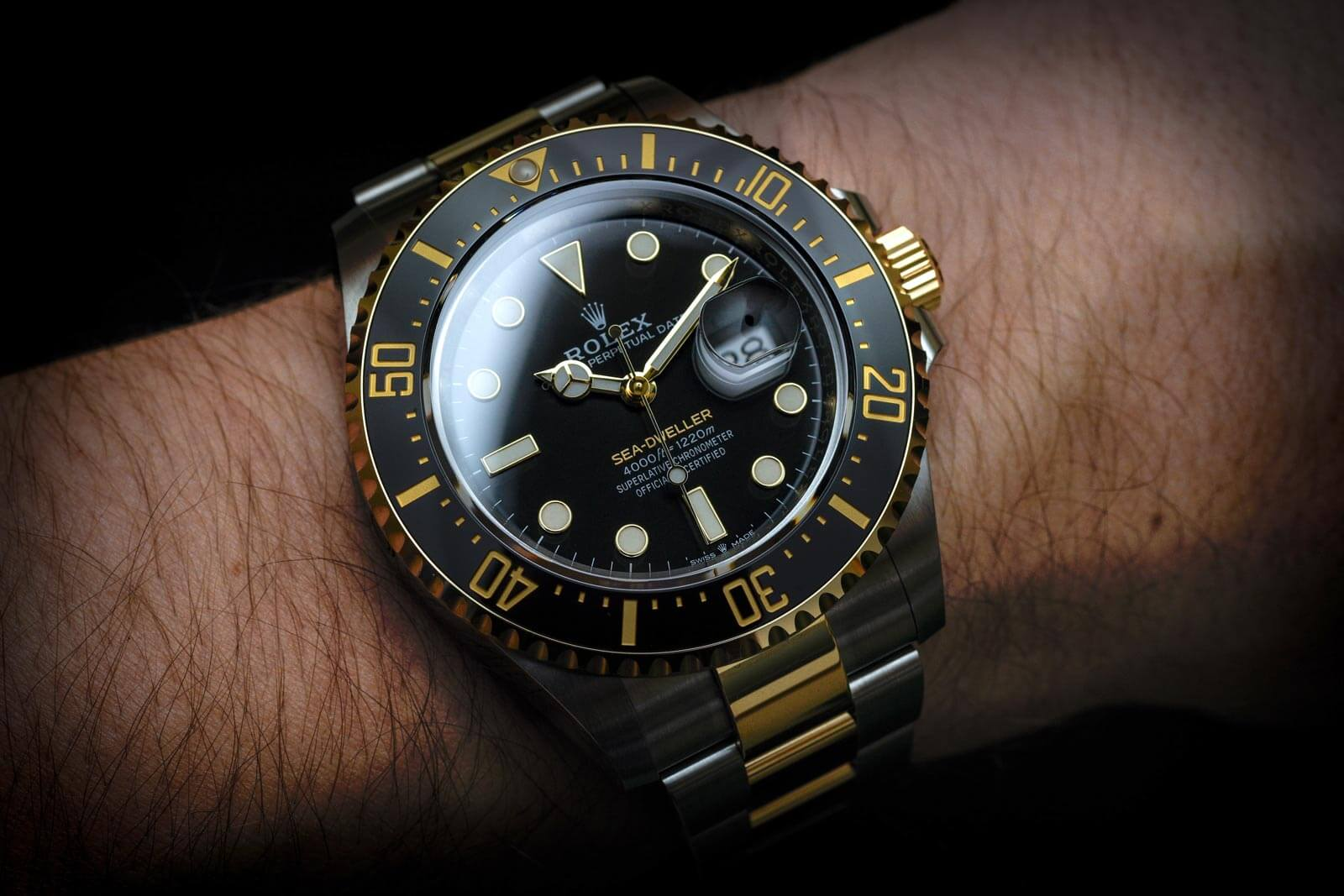 Rolex Sea-Dweller <br> Referenca 126603