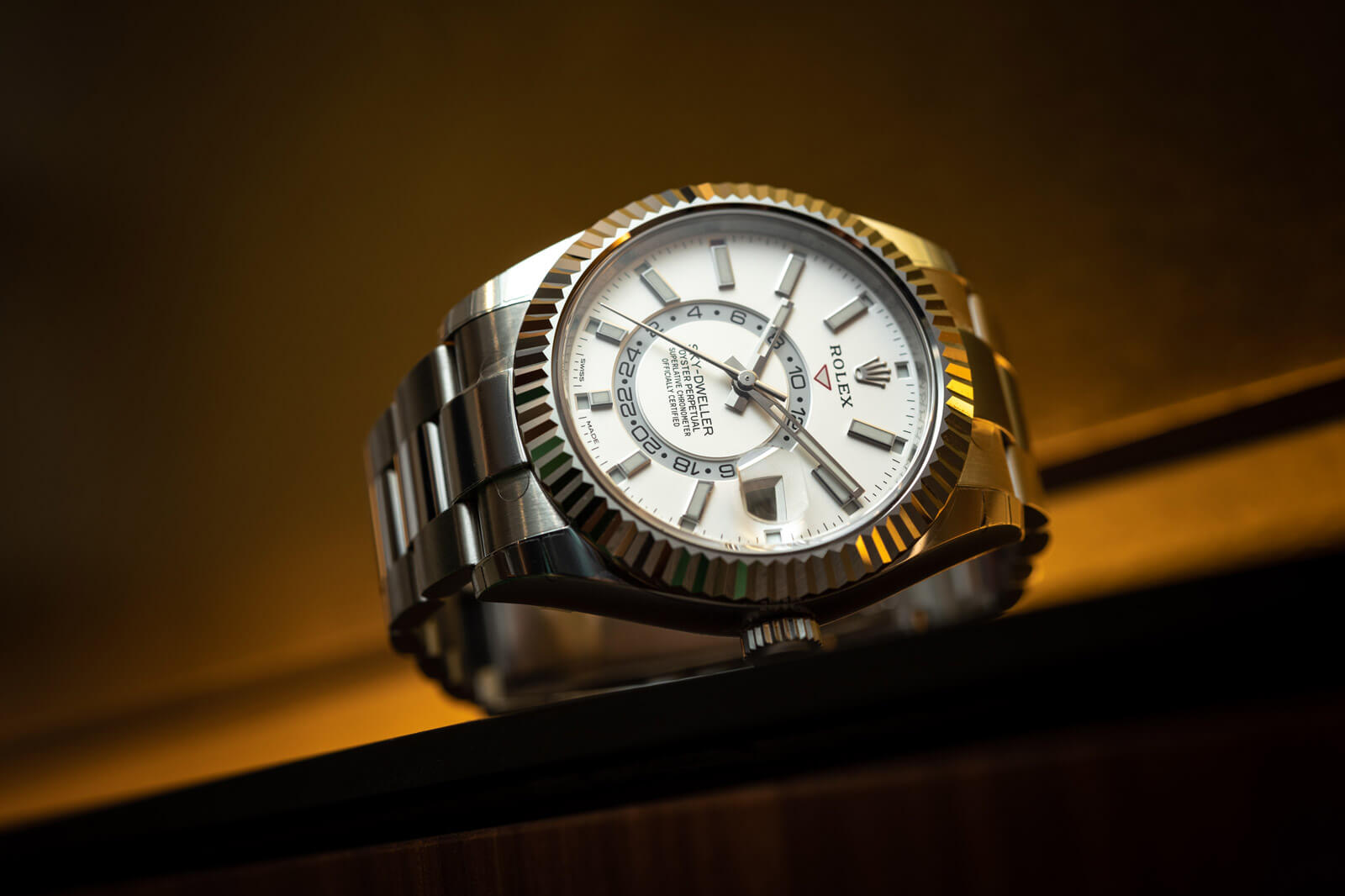 Rolex Sky Dweller <br> Referenca 326934