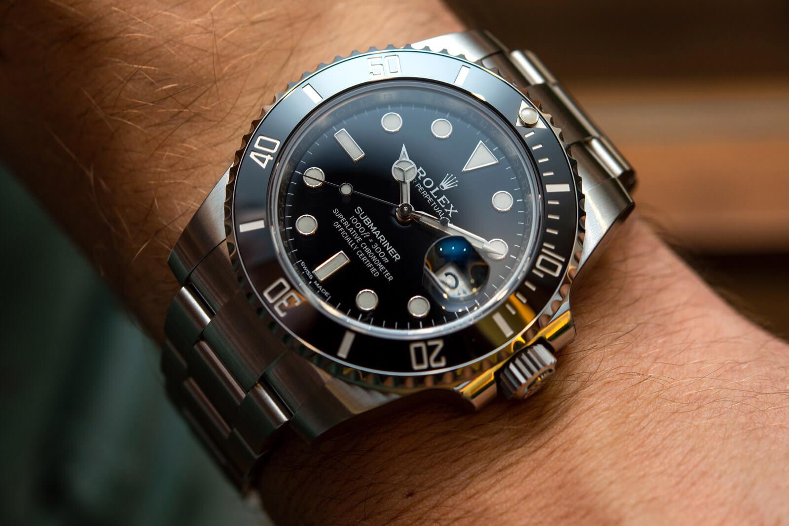 Rolex Submariner Date – Ref. 116610LN