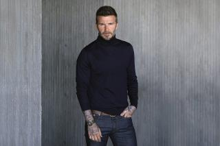Tudor #Born to Dare - David Beckham