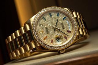 Rolex Day-Date 36 – Ref. 128348RBR