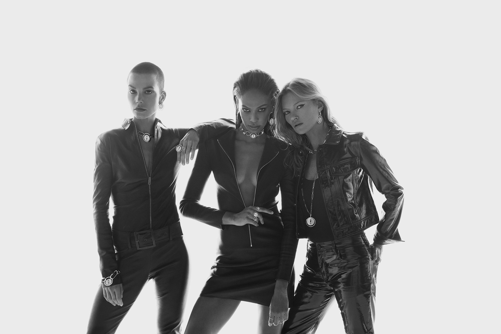 Discover new Messika campaign for 2019: Kate, Joan & Sylvia