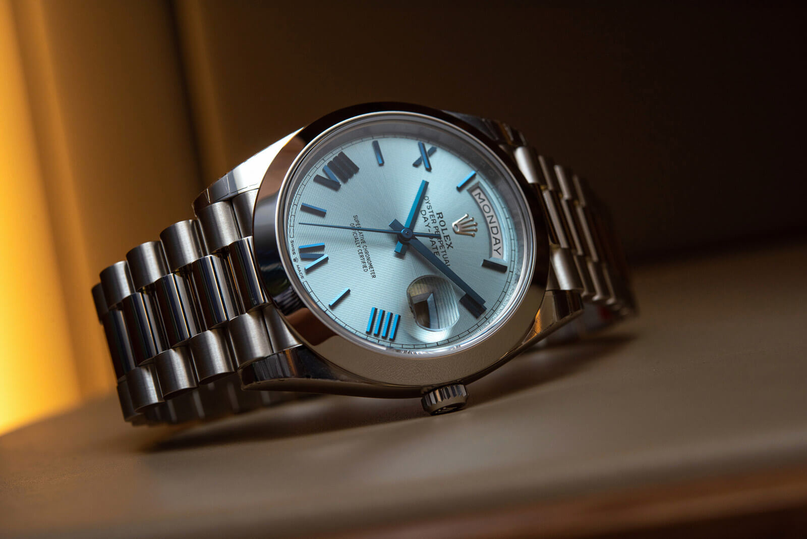 Rolex Day-Date 40 <br> Referencia 228206