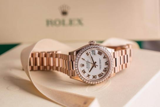 Útmutató az ünnepi Rolex ajándékokhoz